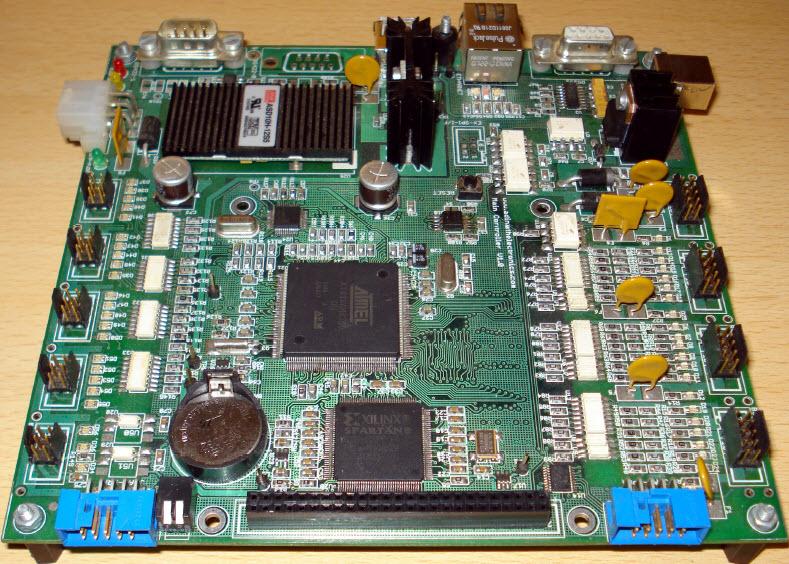 Printplade PCBA
